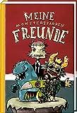 Freundebuch - Meine monsterstarken Freunde