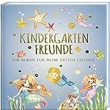Kindergartenfreunde – MEERJUNGFRAU: ein Album für meine ersten Freunde (Freundebuch Kindergarten 3 Jahre) PAPERISH® (PAPERISH Geschenkbuch)*