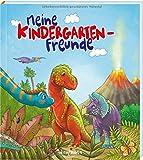 Meine Kindergarten-Freunde: Dinosaurier (Freundebuch für den Kindergarten und die Kita: Meine Kindergarten-Freunde für Mädchen und Jungen)