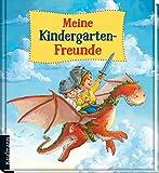 Meine Kindergarten-Freunde: Ritter & Drachen (Freundebücher für den Kindergarten / Meine Kindergarten-Freunde für Mädchen und Jungen)