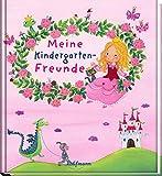 Meine Kindergarten-Freunde: Prinzessin (Freundebuch für den Kindergarten und die Kita: Meine Kindergarten-Freunde für Mädchen und Jungen)*