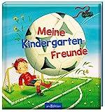 Meine Kindergarten-Freunde (Fußball): Freundebuch ab 3 Jahren für Kindergarten und Kita, für Jungen und Mädchen*