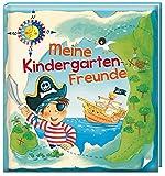 Meine Kindergarten-Freunde (Pirat): Freundebuch ab 3 Jahren für Kindergarten und Kita, für Jungen und Mädchen*