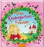 Meine Kindergarten-Freunde (Prinzessin): Freundebuch ab 3 Jahren für Kindergarten und Kita, für Jungen und Mädchen*