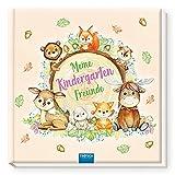 Trötsch Freundealbum Meine Kindergarten-Freunde Eintragealbum Waldfreunde: Freundealbum Kindergarten-Feunde Erinnerungsalbum