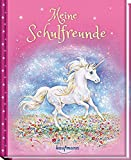 Meine Schulfreunde: Einhorn (Freundebuch für die Schule: Meine Schulfreunde für Mädchen und Jungen)*