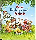 Meine Kindergarten-Freunde: Tiere (Freundebuch für den Kindergarten / Meine Kindergarten-Freunde für Mädchen und Jungen)