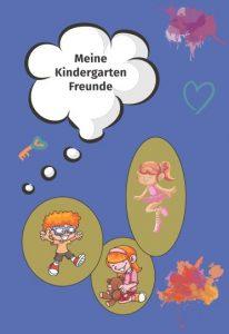 Freundebuch Vorlage Jungen